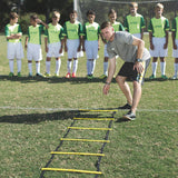 SKLZ Quick Ladder Pro Tangle with Agility and Footwork Trainer - PTdunrite - 6