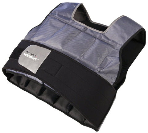 Perfect Fitness Weight Vest - 20 lbs - PTdunrite - 1