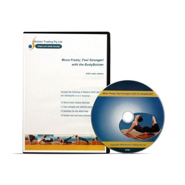 Move Freely: Feel Stronger with the BodyBolster® DVD - PTdunrite