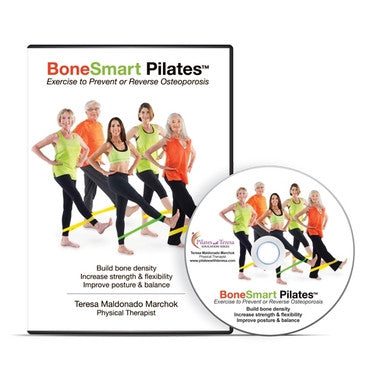 BoneSmart Pilates™ DVD - PTconnect