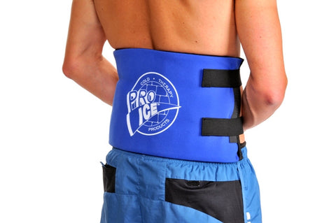 Pro Ice Cold Therapy Back/Multipurpose Wrap - PTdunrite