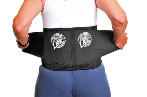 Pro Ice Cold Therapy Lumbar Lower Back Cold Therapy Wraps - PTdunrite - 1