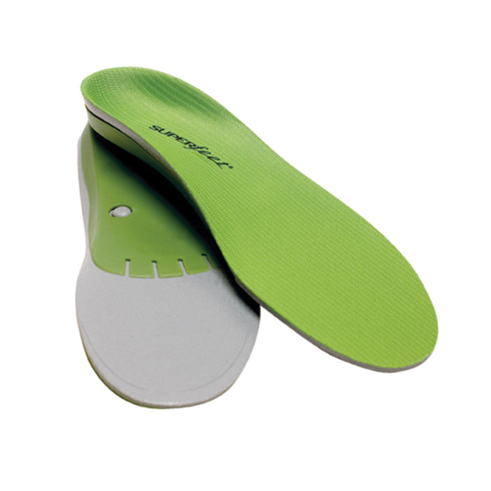 Superfeet Premium Shoe Insoles-Green - PTdunrite - 1