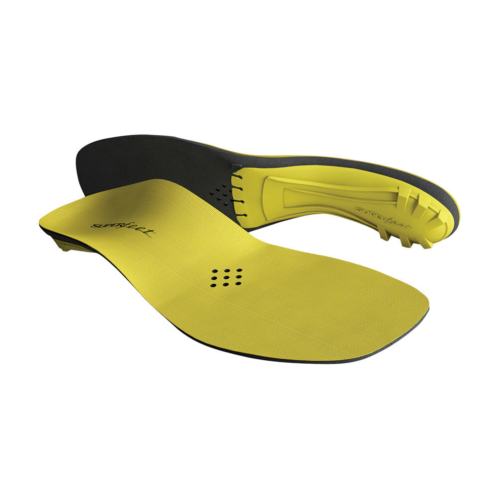 Superfeet Yellow Control & Power Insoles - PTdunrite - 1