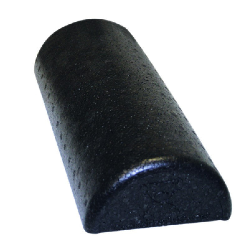 Cando Black Composite Foam Rollers - Extra Firm - PTconnect