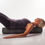 The Grid TP Solid Core Grey Foam Rollers