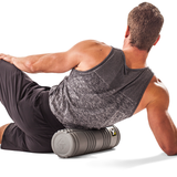 The Grid TP Solid Core Grey Foam Rollers - PTdunrite - 7