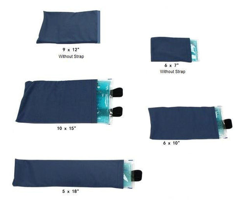 Comfort Gel Ice Pack Covers - PTdunrite - 1