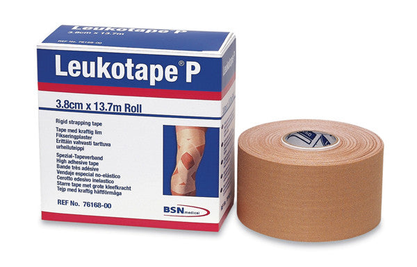 Athletic Tape Leukotape Rayon-Backed Adhesive 1-1/2 Inch X 15 Yards NonSterile - PTconnect