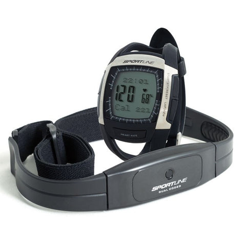 Sportline Cardio 670 Womens Smart Heart Rate Monitor - PTdunrite