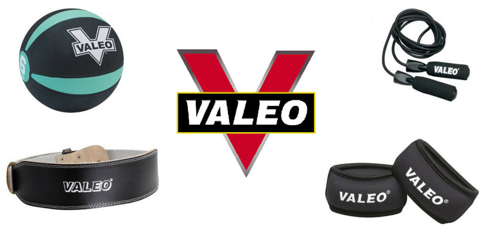 Valeo Fitness Performance Health Products