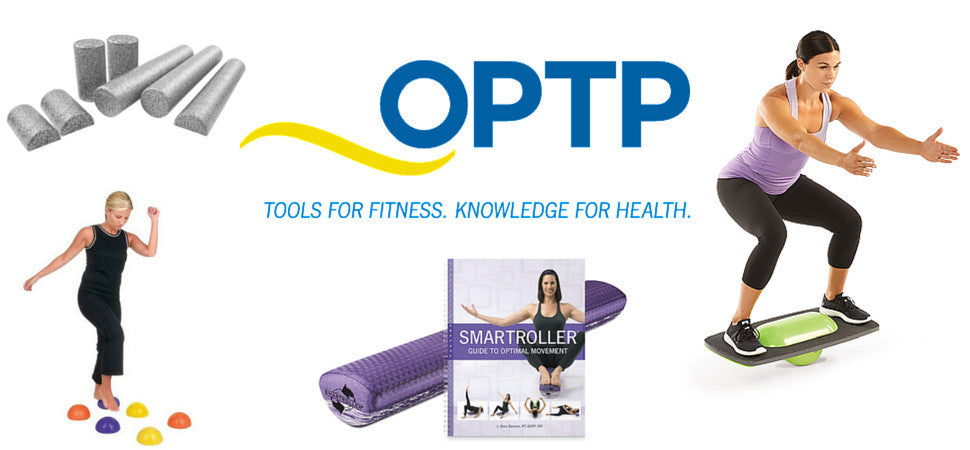 OPTP Fitness and Therapy Products for Health Professionals