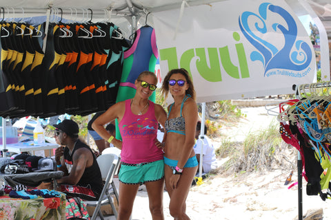 Truli Wetsuits at Windvibes 2016