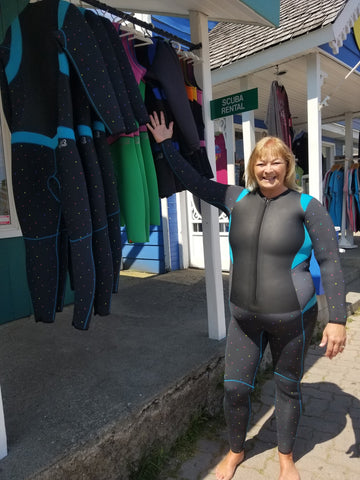 Truli Wetsuits for every body