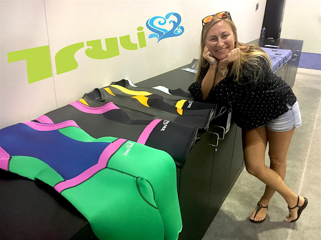 Reef Divers review Truli Wetsuits at DEMA 2017