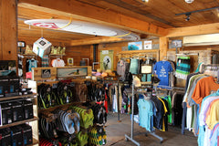 Truli Wetsuits are available at Summer Water Sports in Muskoka, Canada