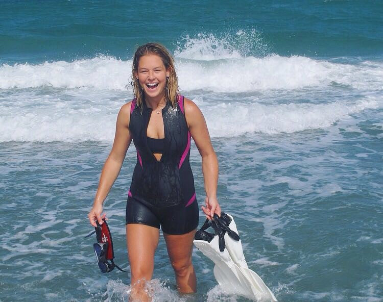 Truli Wetsuits for women worn by Truli Girl Taylor Zima