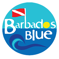 barbados blue logo