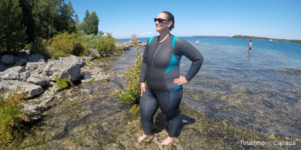 Womens Wetsuits for all Water Sports by Truli Wetsuits