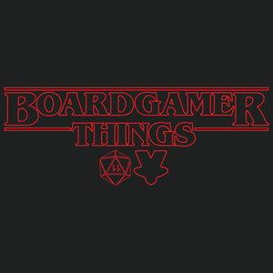 Board Gamer Things T-Shirt