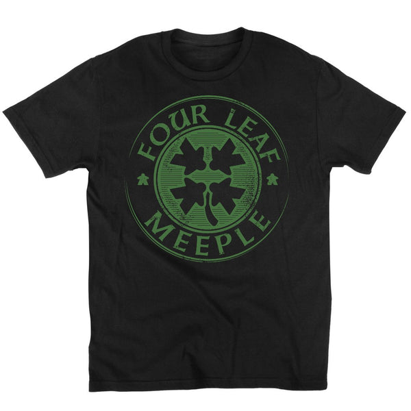 Four Leaf Meeple - Board Game T shirt unisex