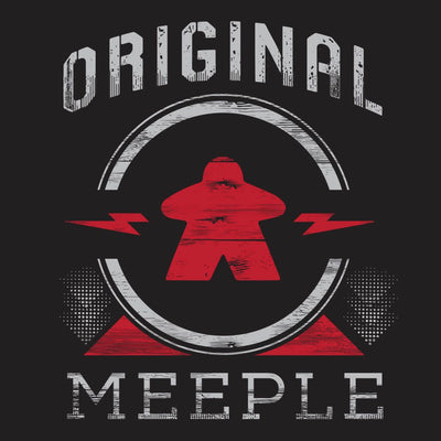 Original Meeple - Meeple Shirts  - 1