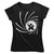 Secret Agent Meeple T-Shirt Women's Flat