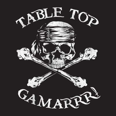 Meeple Crossbones - Pirate Board Game T shirt design