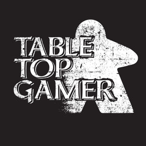 Table Top Gamer - Meeple Shirts  - 1