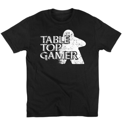 Table Top Gamer - Meeple Shirts  - 2