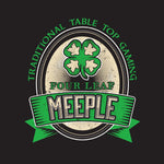 Traditional Table Top Gaming - Meeple Shirts  - 1