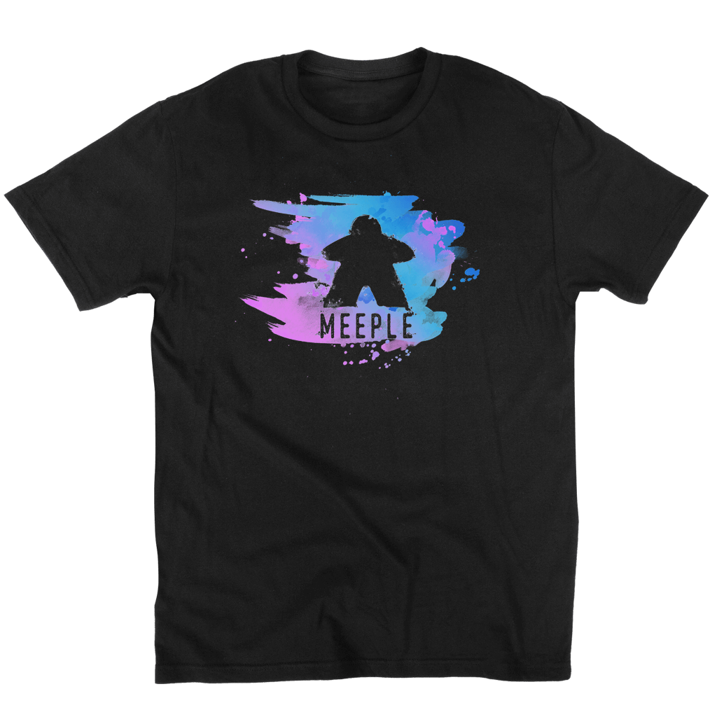 Meeple Splash - Meeple Shirts  - 2
