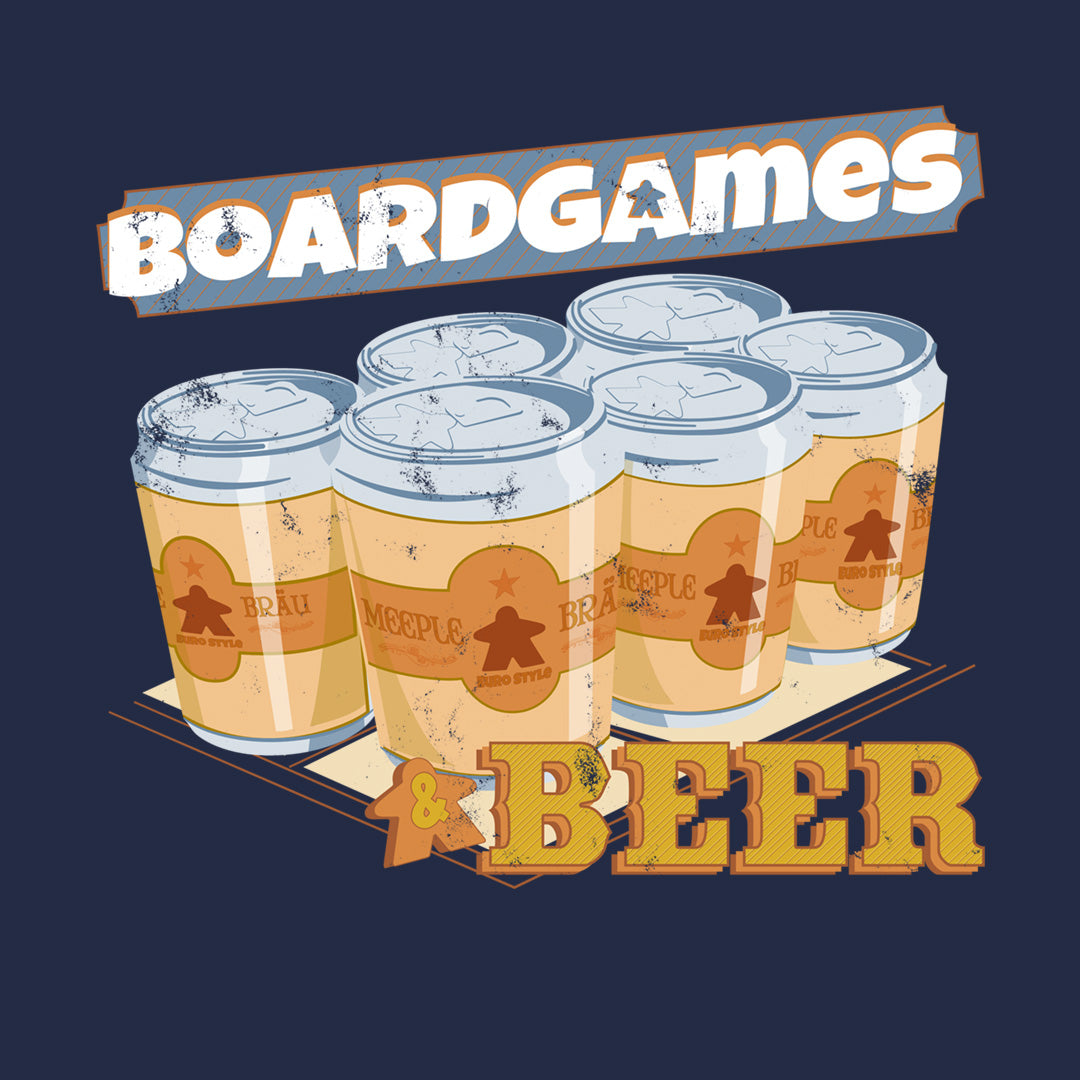 Boardgames and Beer T-Shirt