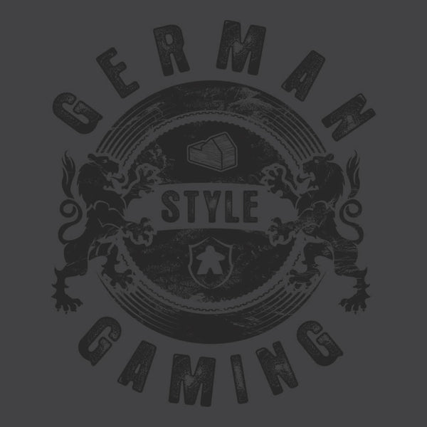 German Style Gaming - Meeple Shirts  - 1