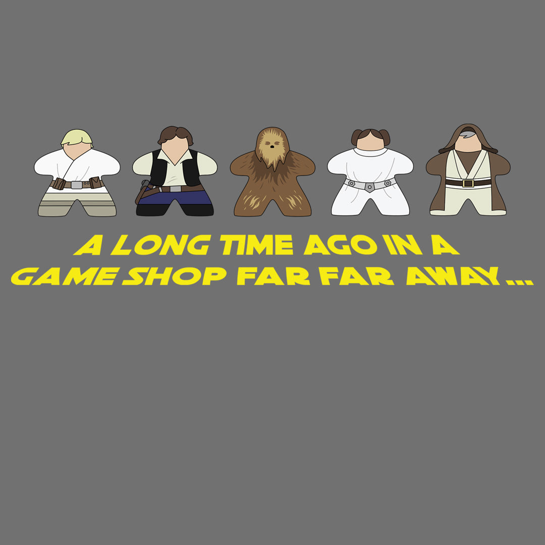 A Long Time Ago... In a Board Game Shop Far Away T-Shirt
