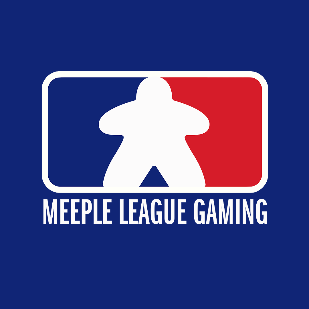 Meeple League Gaming Board Game T-Shirt