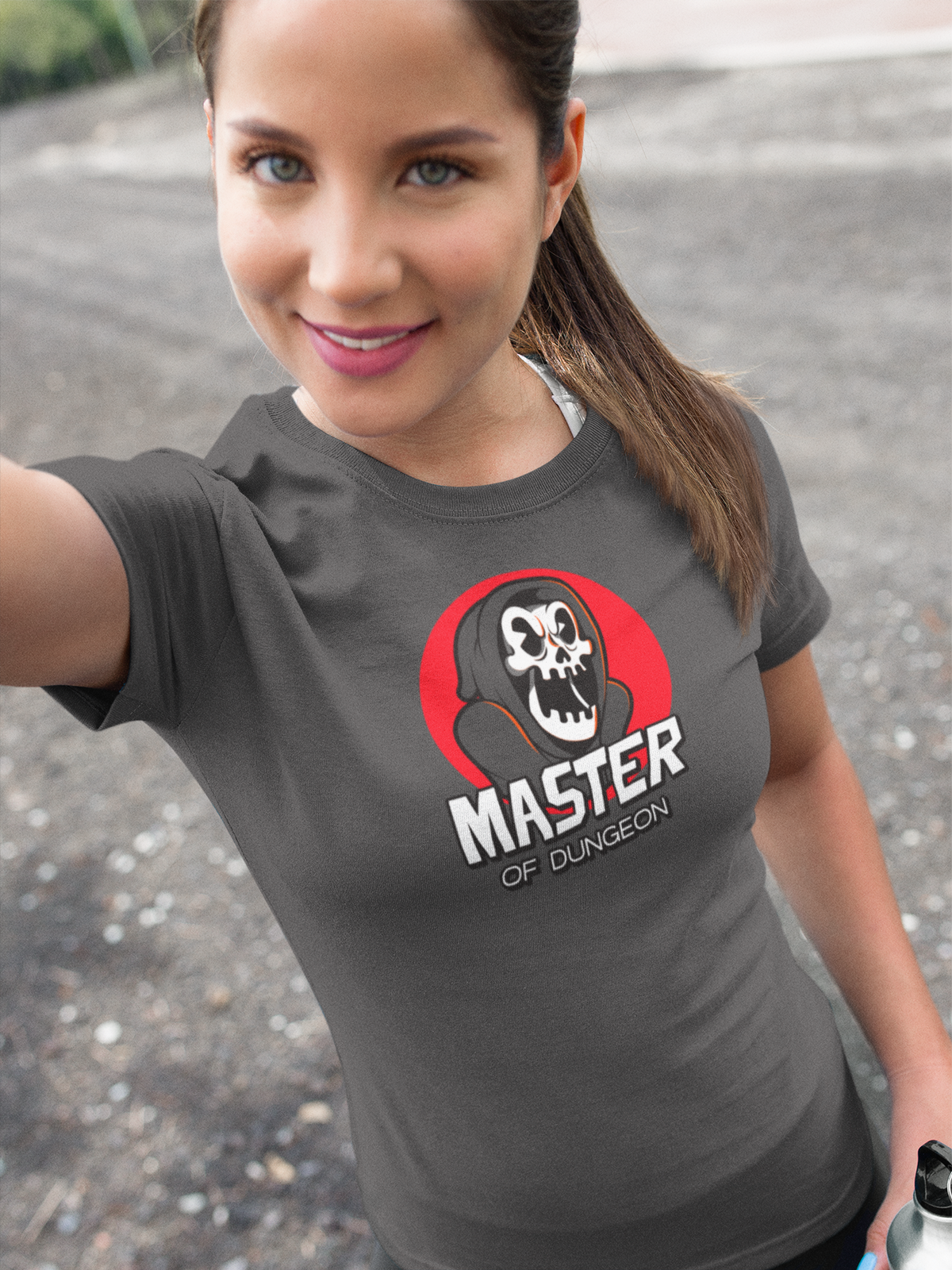 Master of Dungeon Game T-Shirt