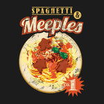 Spaghetti & Meeples - Meeple Shirts  - 1