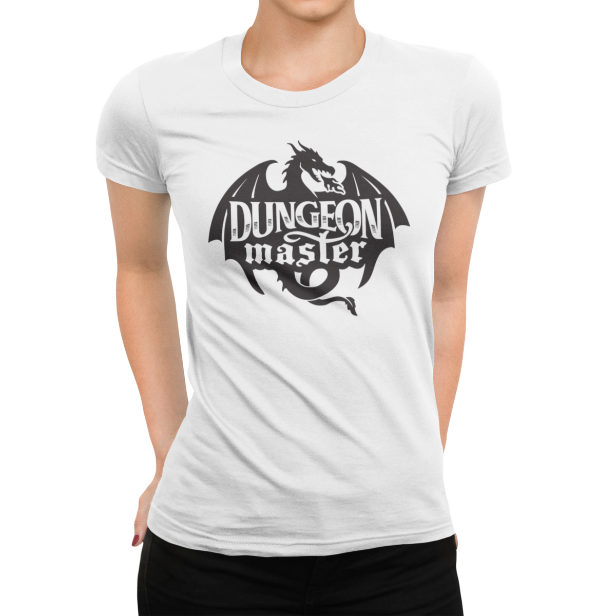 Dungeon Master Dragon Emblem T-Shirt