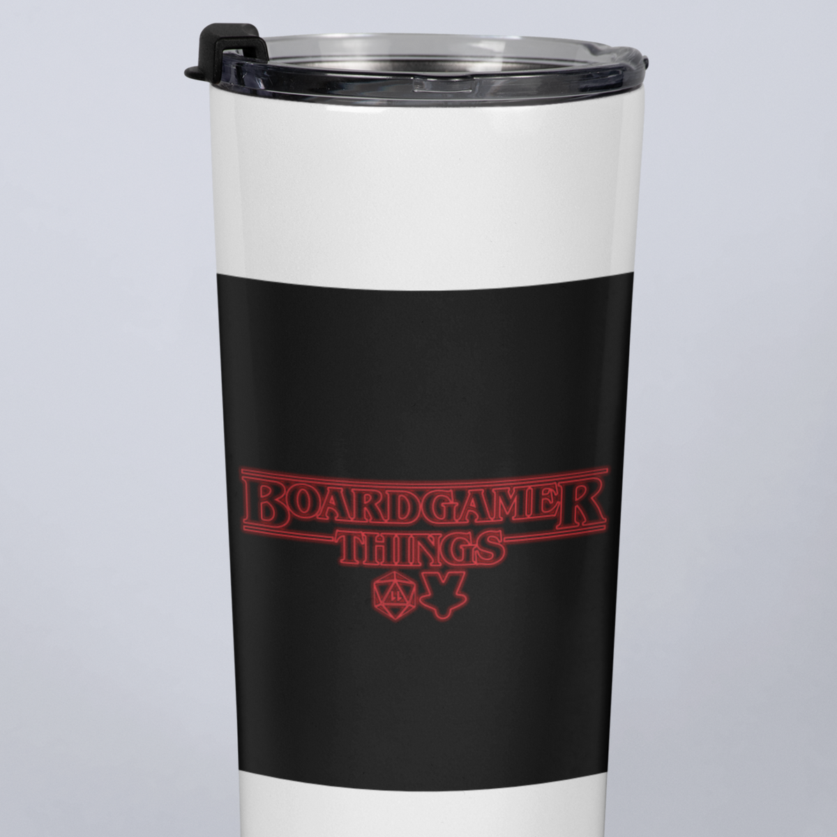 Board Gamer Things 20oz Travel Mug