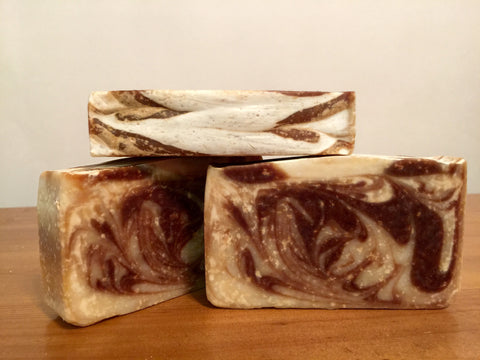 Chocolate Brown Sugar Spa Soap