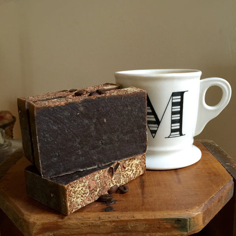 Mom's Mocha Latte Soap