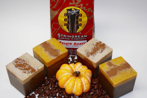 Pumpkin Spice Latte Soap Cube-Limited Time