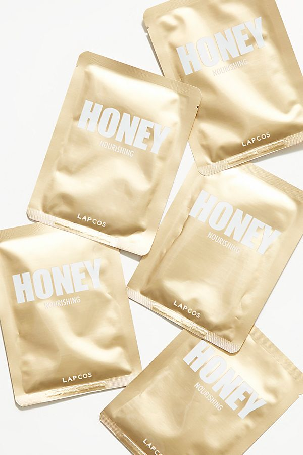 Lapcos Daily Skin Mask in Honey