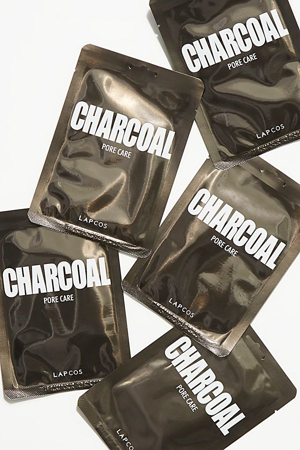 Daily Skin Mask in Charcoal