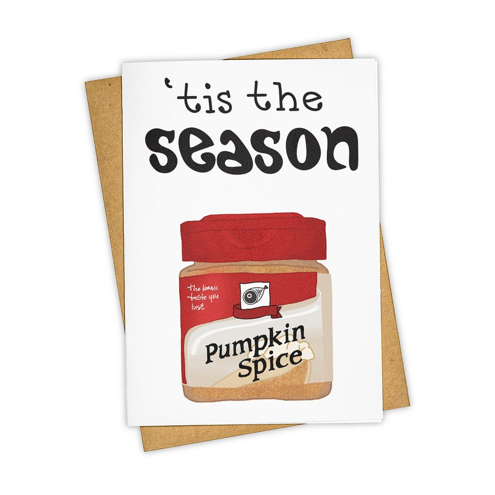 Tis The Season - Pumpkin Spice