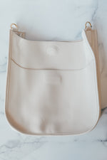 Messenger without Strap in Cream