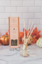 Heirloom Pumpkin Reed Diffuser
