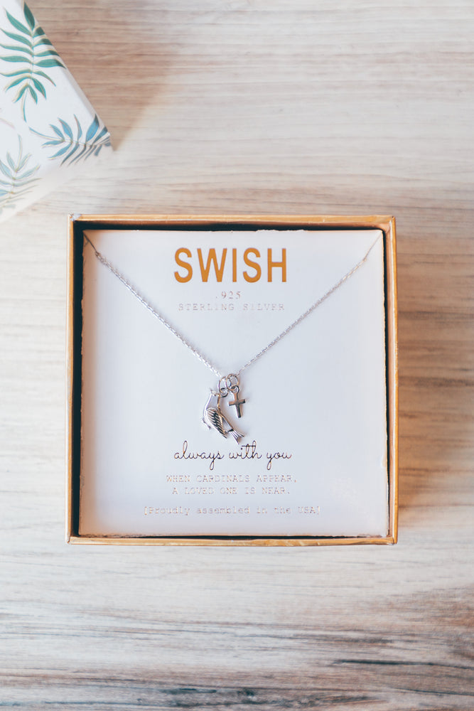 Always With You Charm Necklace