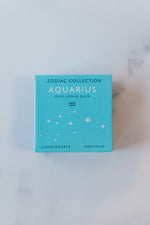 Zodiac Mini Stone Set - Aquarius